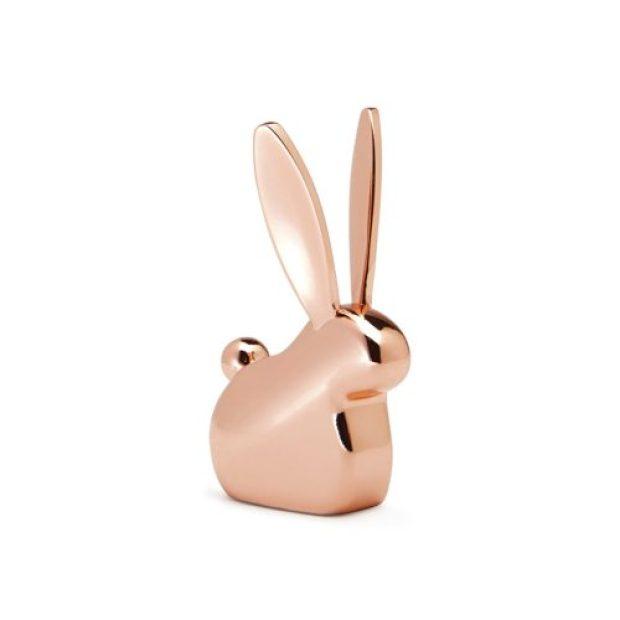 Umbra Anigram Ring Holder, Bunny, Copper