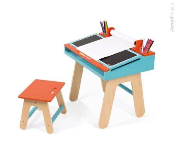 Janod Art/Work Desk & Chair