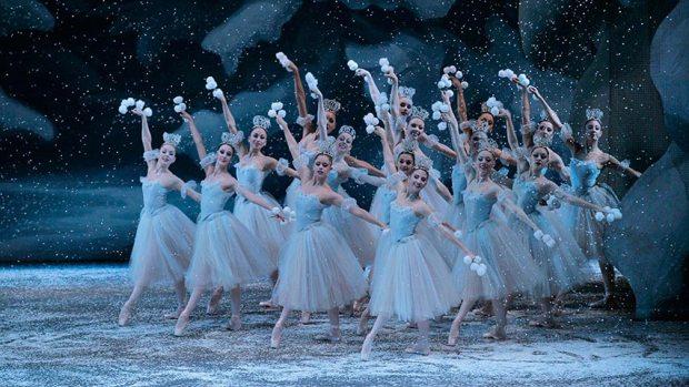 sugarplum fairy ballerinas