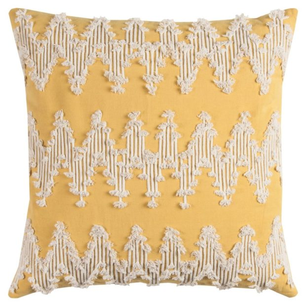 Target_Rizzy Home Transitional Frayed Chevron Throw Pillow