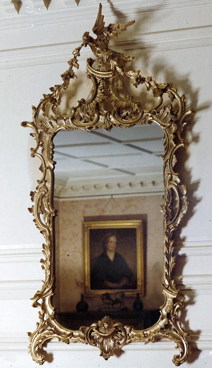 Chippendale Mirror  Carvers Guild