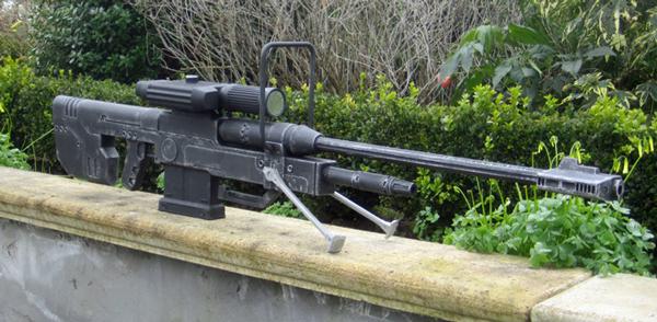 HALO Sniper carvewright