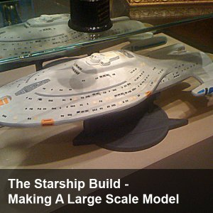 The Starship Build