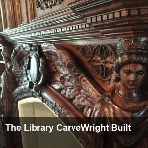The Library CarveWright Built