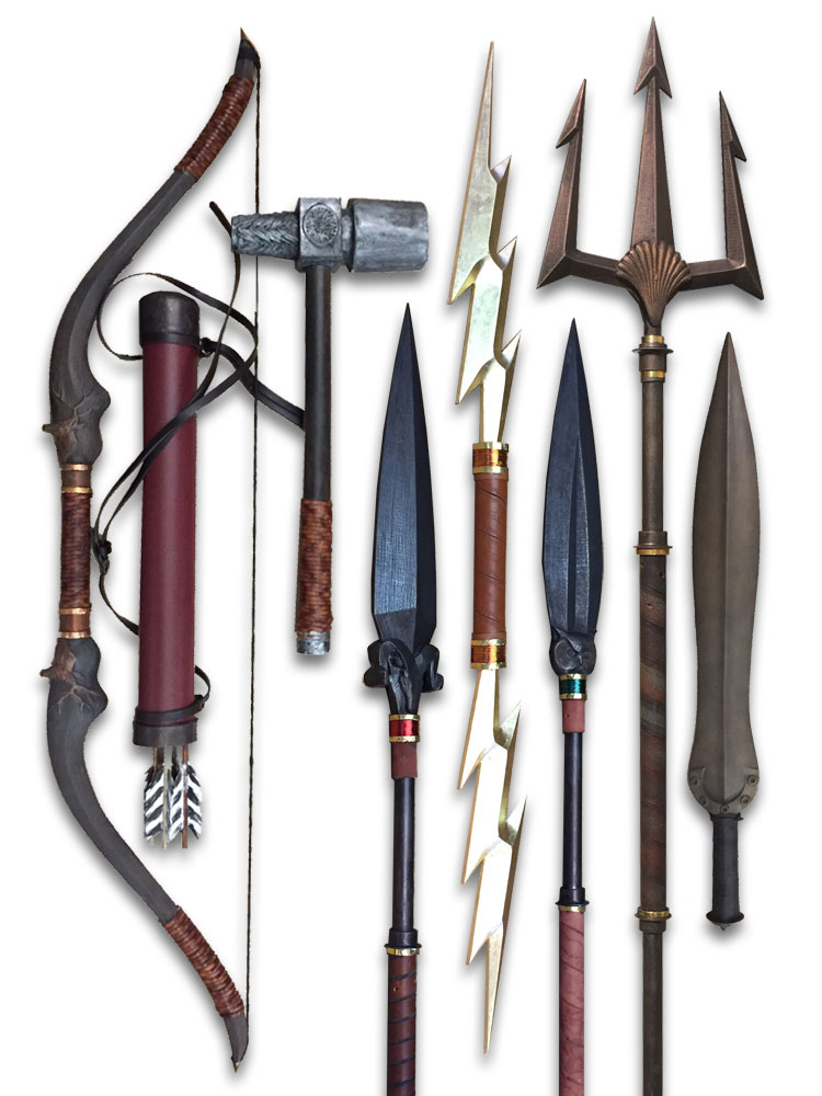 weapons-of-the-gods