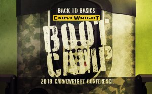 2018 CarveWright Conference Dates