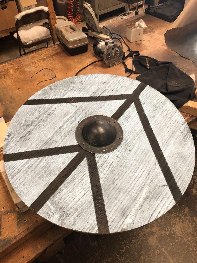 viking shield assembly