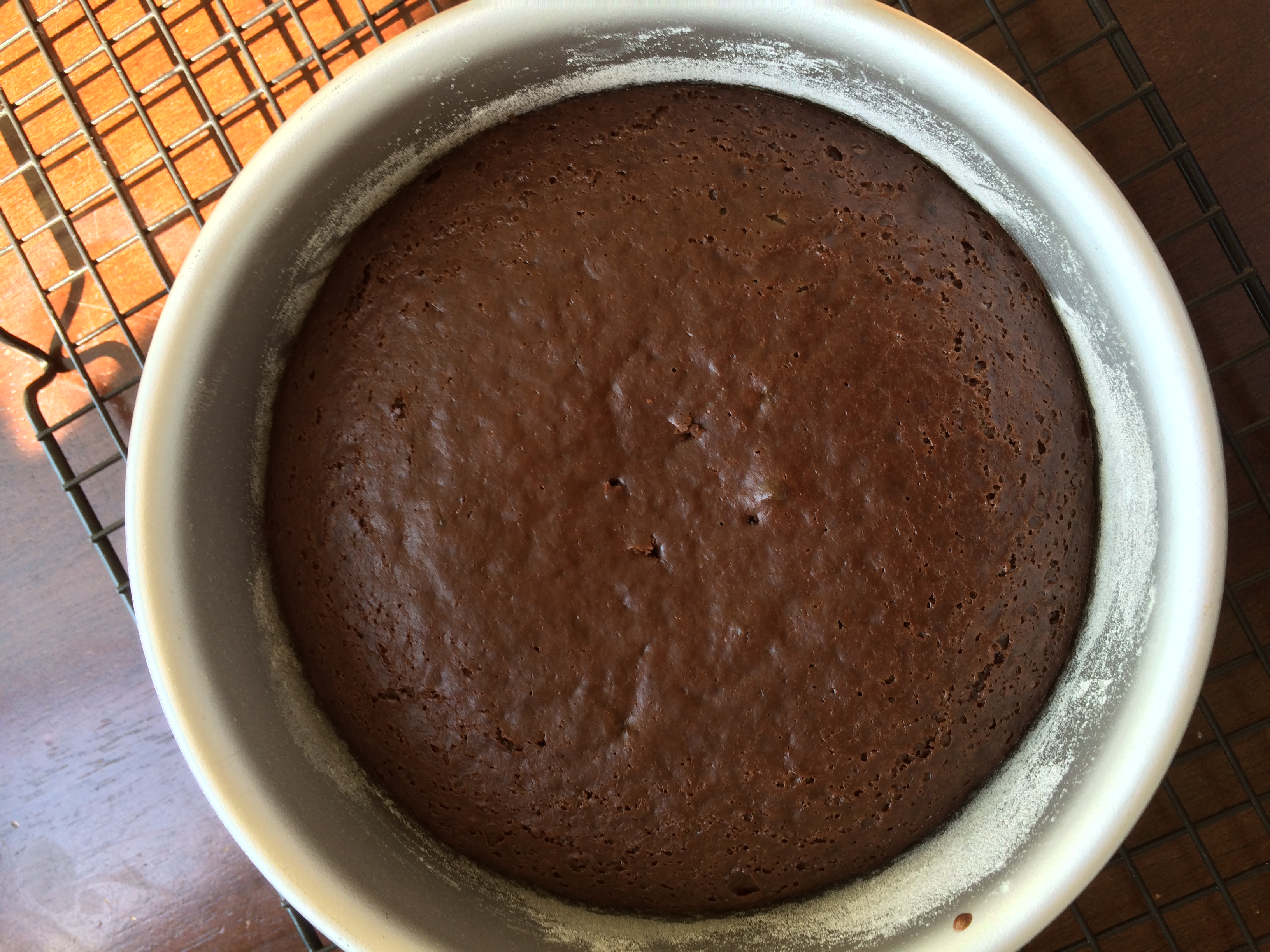 How to make chocolate cake without oven at home
