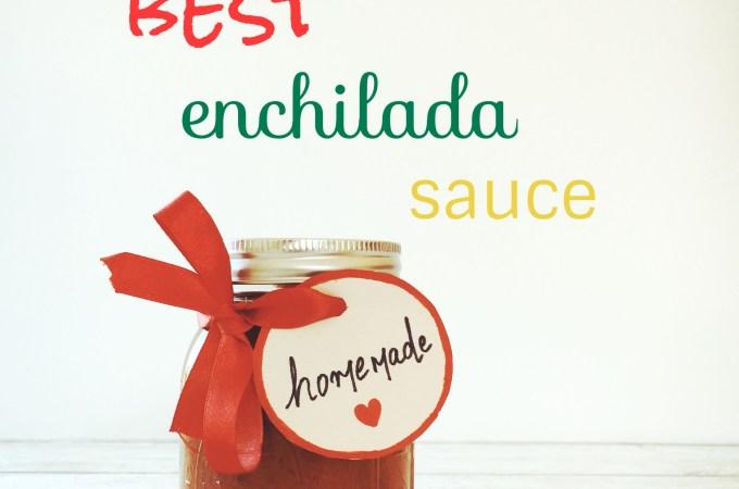 Vegan enchilada sauce
