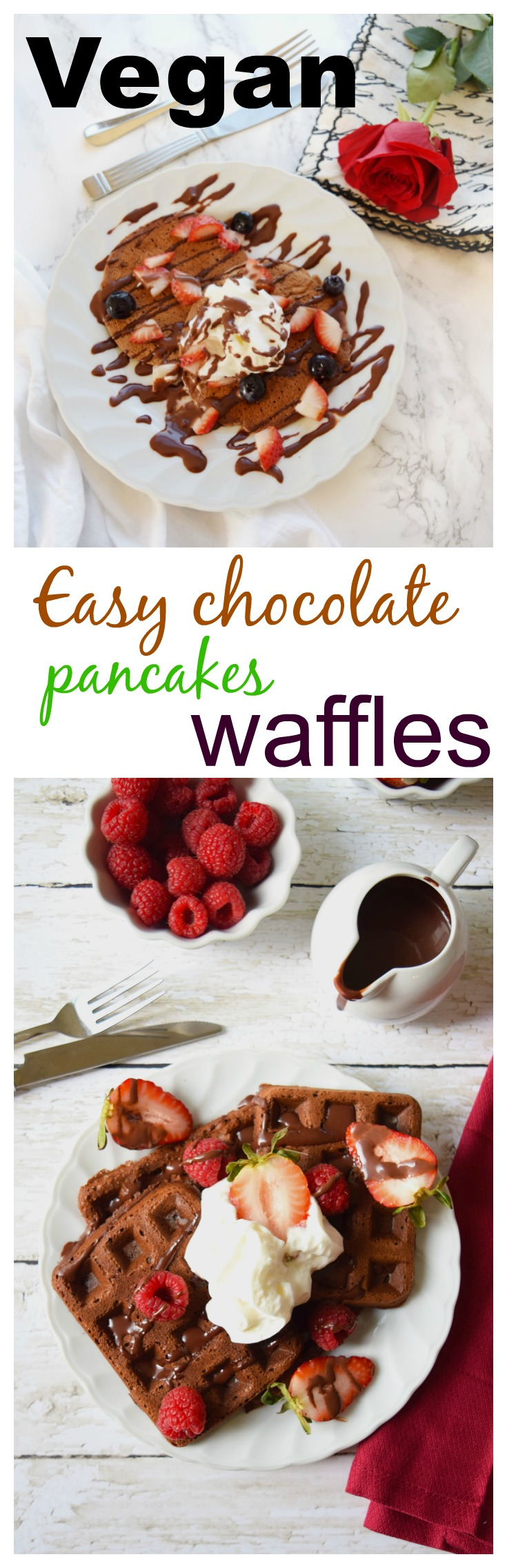 easy-chocolate-pancakes-and-waffles-vegan