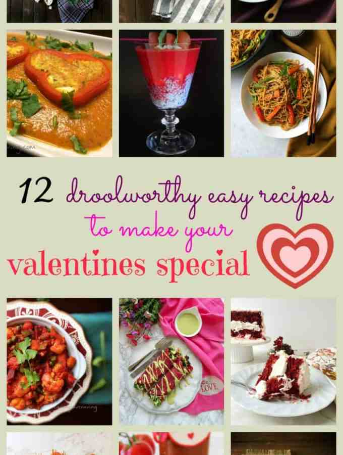 gorgeous valentine's recipes to make your day special – full menu
