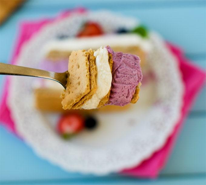 No-bake-mixed-berries-icebox-cheesecake#cheesecake-#nobake