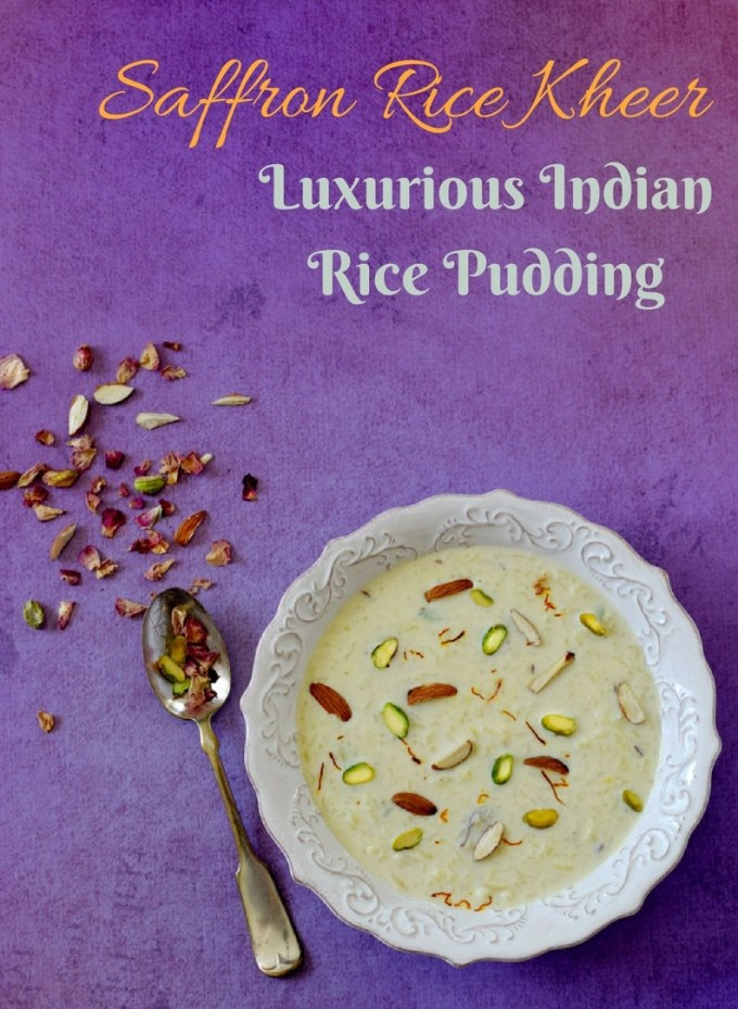 how to prepare rice kheer