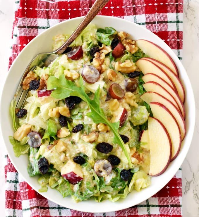 skinny-vegan-waldorf-salad