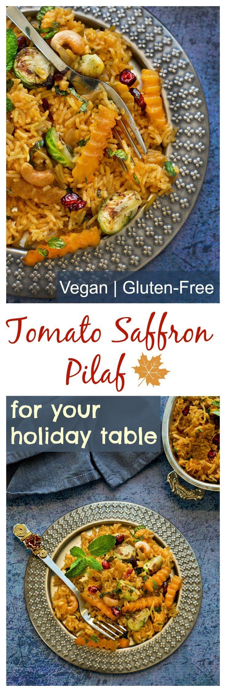 fall-harvest-tomato-saffron-pilaf-vegan-glutenfree
