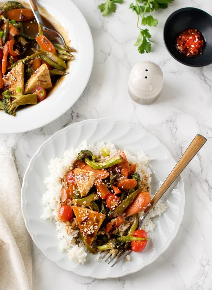 stir-fry-in-hoisin-sauce