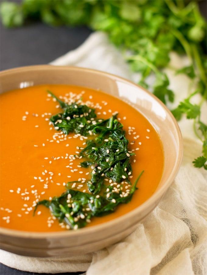 beta-carotene-booster-lentil-soup-vegan-glutenfree