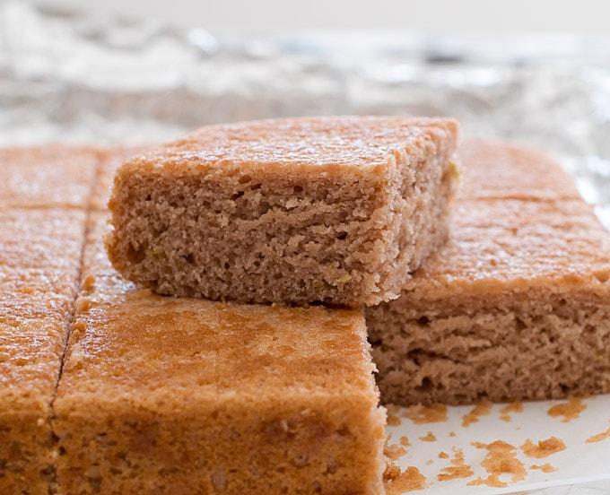 Moist Sponge Cake Recipe Using Oil