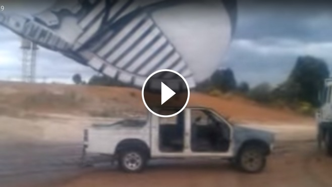 Meet The World S Most Powerful Car Crusher Mining