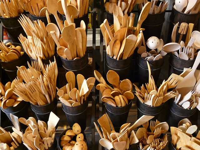 best wood for carving spoon