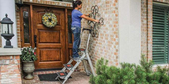 little giant safety-step ladder