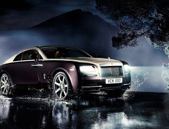 Test Drive: Rolls-Royce Wraith