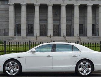 New Bentley Flying Spur Boosts Sales