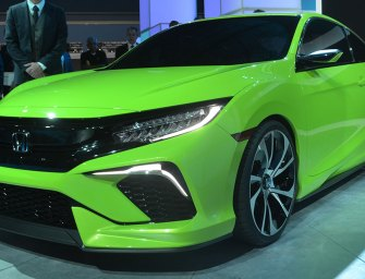 [GALLERY] New York International Auto Show Puts Auto Industry on a Global Media Stage
