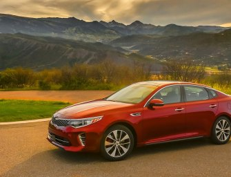Newest KIA Optima Makes The Brand A Contender!