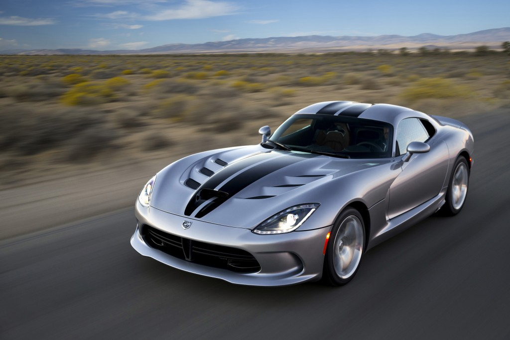 American Muscle Cars: Back in Black (Tie)