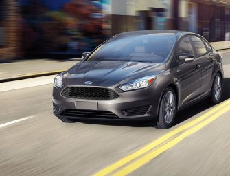 Ford Riding The Big Vehicle Wave To A Small Car Future