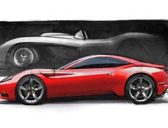 Ferrari California Dreamin'… Top Down Casual
