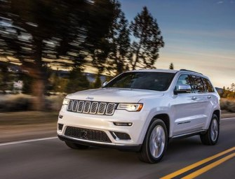 Jeep Grand Cherokee Summit Goes Nose To Nose With Premium Competitors