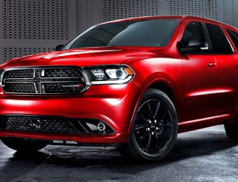 """The Dodge Durango Is The """"Just Right"""" Mid Sized SUV"""