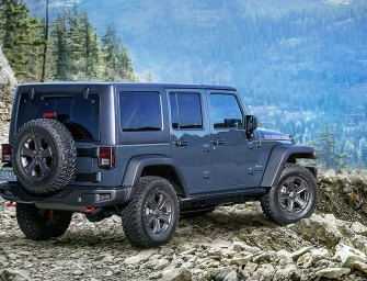 The Jeep Wrangler Rubicon Keeps Tradition Alive With A Future Focus