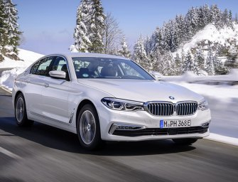 BMW 530e Makes The Hybrid Format A Performance Winner