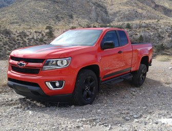 Chevrolet Colorado ZR2 Offers Brawn Without Bulk