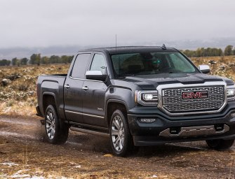 New Sierra Denali Is The Right Rig For Epic Tailgating