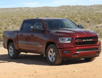 The RAM 1500 Pickup Truck Is A Competitive Throw Down