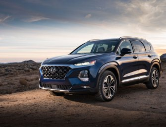 Hyundai Pushes Ahead With A Revamped Line of SUVs and Electrification