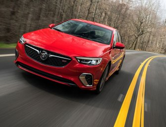 Buick Regal GS Is American Classic With Global Cues
