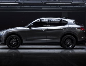 Alfa Romeo Stelvio Is A Fresh Take On The Mid-Sized SUV