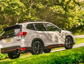 2019 Subaru Forester Evolves Without Leaving Its Audience Behind