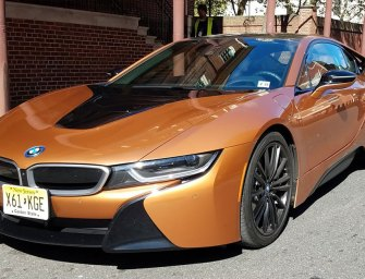 BMW i8 Modest Updates for 2019 Maintain A Standout!