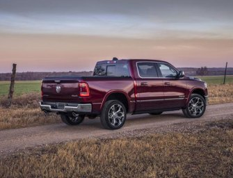 The New RAM 1500 Is A Disruptor That Aims To Please