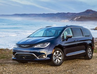 Chrysler Pacifica Hybrid Still Only Electrified Minivan America
