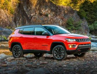 New Jeep Compass Found Its Way In Gilded Jeep Line-up
