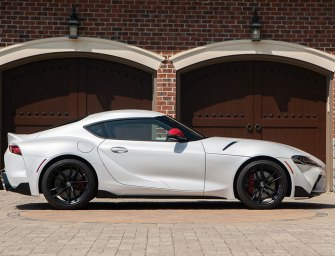 New Toyota Supra Smokes Boring Toyota Image With Reckless Abandon