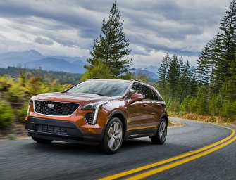 New 2019 Cadillac XT4 Compact Crossover… Timing Is Everything!