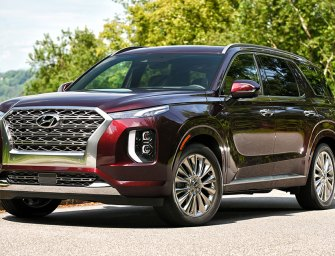 Hyundai Palisade Mid-Sized SUV is a Feature Heavy High Rider